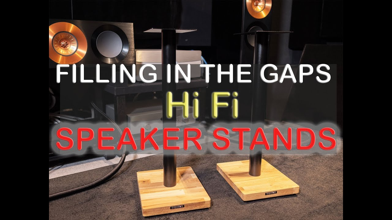 Atacama Hifi Rack Review How Much To Fill Up Hifi Speaker Stands Filling In The Gaps Guide Advice