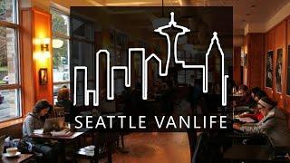Being a Digital Nomad in Seattle #Vanlife