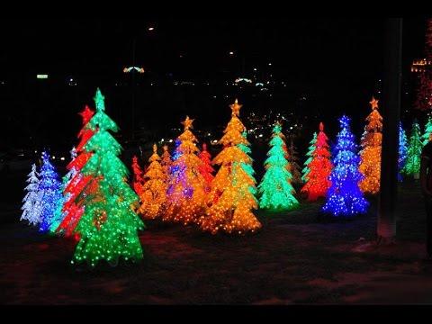 Самые красивые новогодние елки мира ФОТО Новости