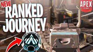 The NEW Ranked Journey Begins! - PS4 Apex Legends Ranked to Masters