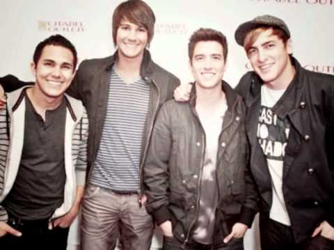 BIG TIME RUSH AND ROXETTE CASTRUITA