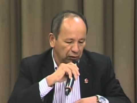 Diálogo Maduro-Oposición: Palabras de Liborio Guarulla, gobernador de Amazonas