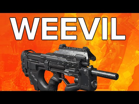 Black Ops 3 In Depth: Weevil SMG Review