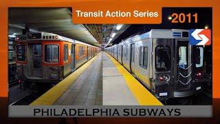 Philadelphia Subways! - SEPTA Action Series