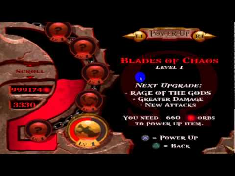 How to hack God of war 1 or 2 on PCSX2