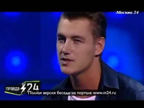 Алексей Воробьев и Жанна Фриске