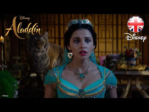 ALADDIN  A Whole New World Part 1 - Clip   Disney UK