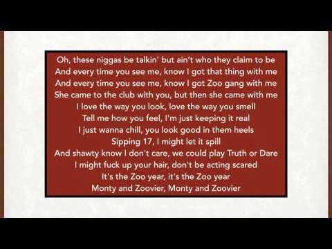 Time by Fetty Wap (feat. Monty) W/lyrics!