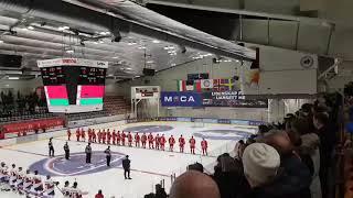 В Норвегии перепутали гимн Беларуси