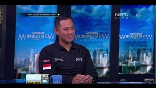 visi misi calon gubernur termuda agus harimurti yudhoyono