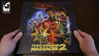 The Texas Chainsaw Massacre 2 Limited Collector