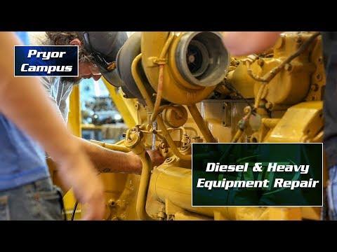 Diesel & Heavy Equipment Repair - Pryor Campus