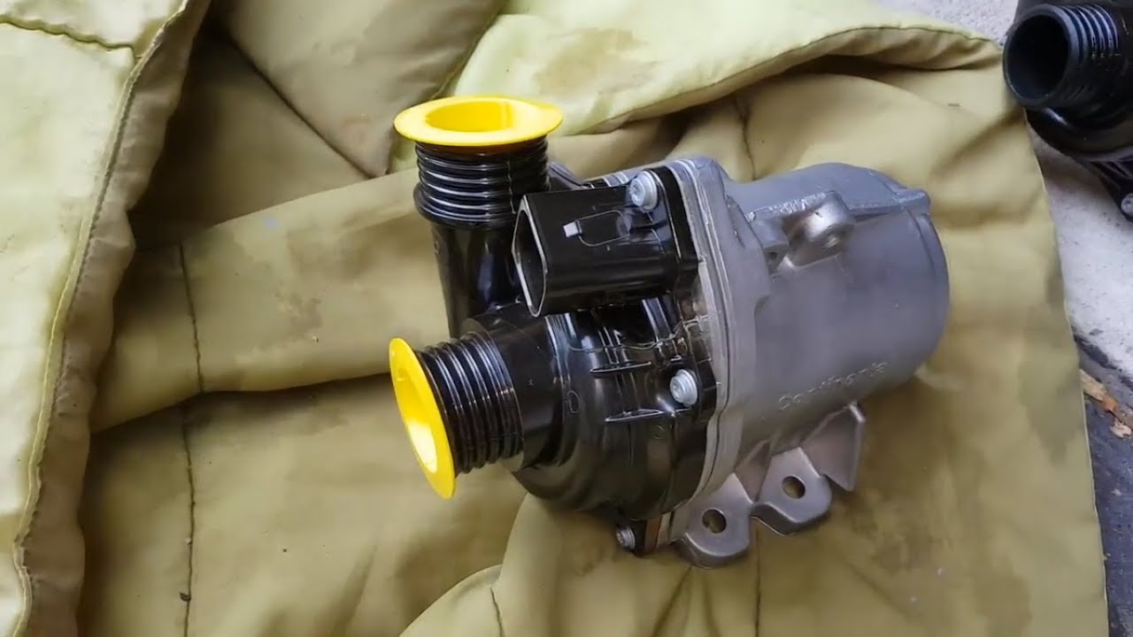 Service manual [2010 Bmw 1 Series Thermostat Replacement ...