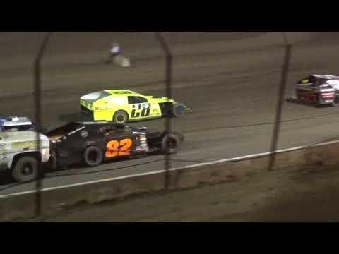 Barona Speedway IMCA Modified Main 10-21-2017
