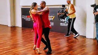 Mau y Ricky, Karol G - Mi Mala | Lambada Dance | Zulu & Natasha | Amsterdam Brazilian Dance Festival