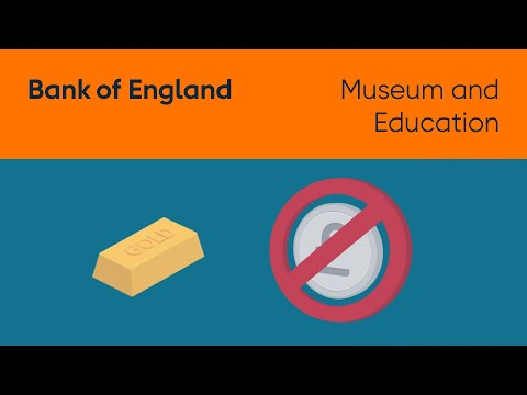 The Bank of England and Gold