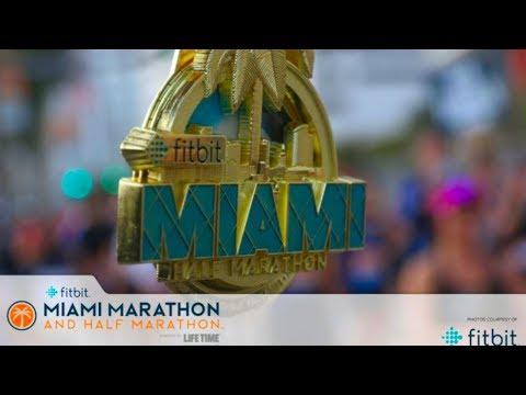 Miami Marathon 2019 & Half Marathon (DJI Osmo Pocket)