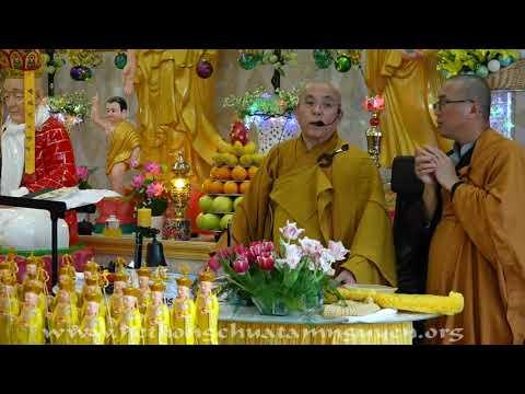 """TTT THÔNG LAI / Conroe, TX ~ PHÁP HỘI GIỚI ĐÀN U MINH """"Khai Đàn Mandala"""" Feb 16, 2018"""