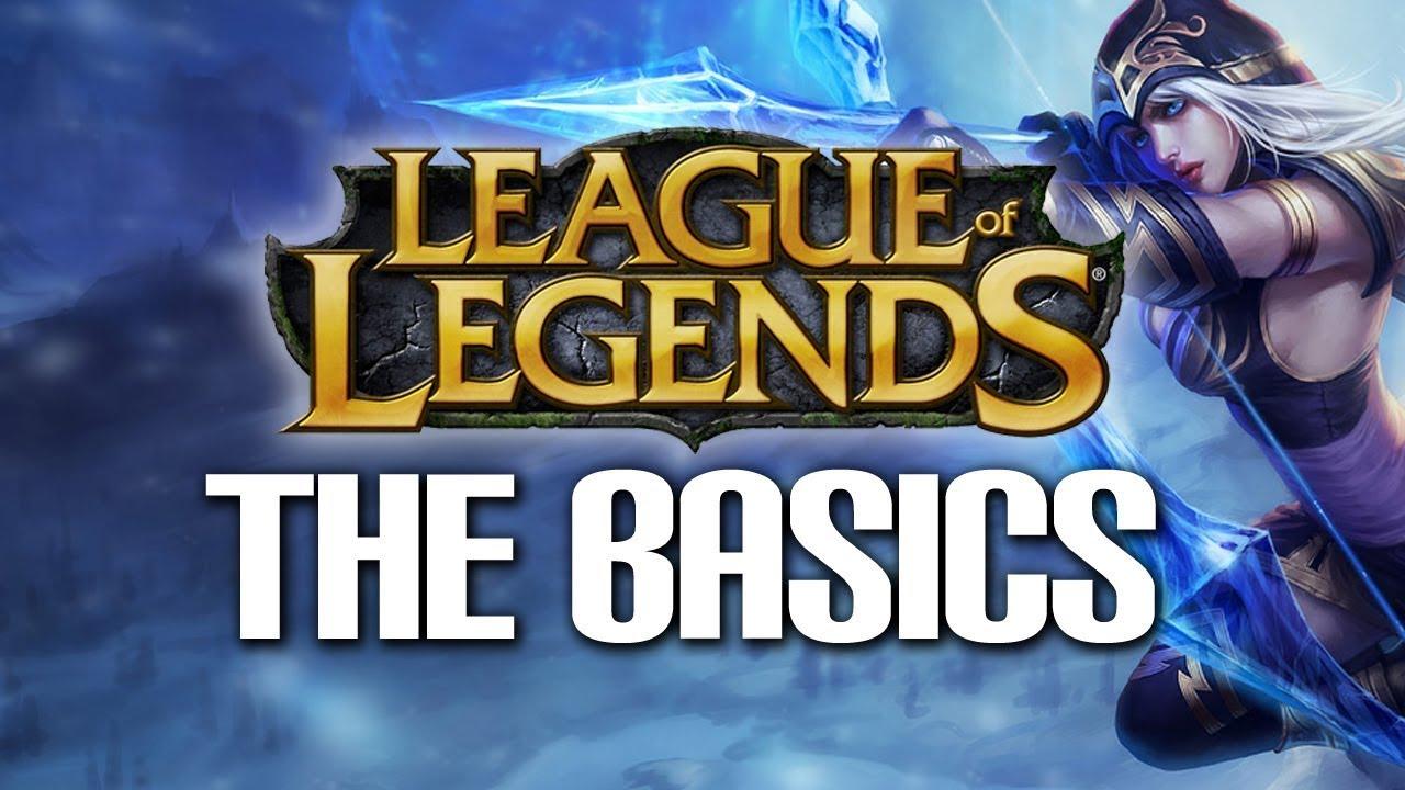 Lol Anfänger Tutorial League Of Legends Tutorial Hd Deutsch