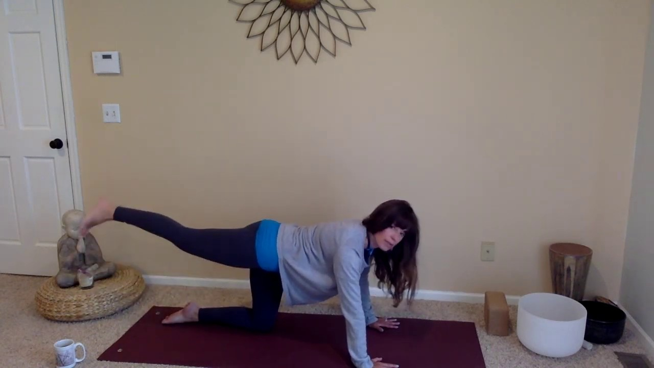 Yoga for Lower Back Pain!