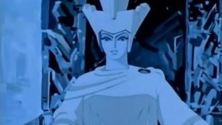 La Reina de las Nieves (Historias de mi niñez)