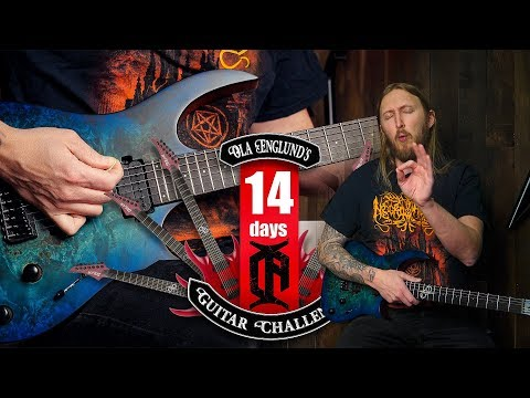 OLA 14 DAYS - Guitar Challenge #4 - MASTER THE METAL GALLOP