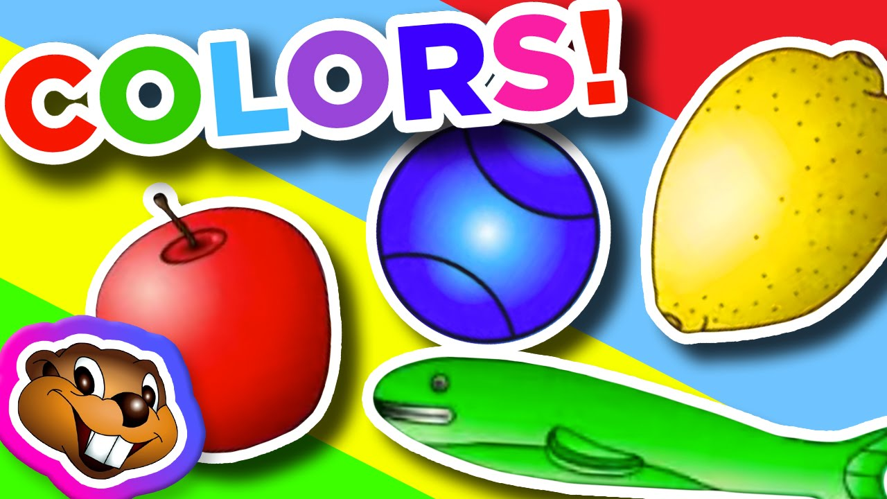 Electric Colors (Clip) - Baby Songs Fun Kids Music - YouTube