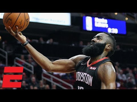 James Harden drops 40 points in win vs. Pacers  NBA Highlights
