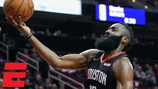 James Harden drops 40 points in win vs. Pacers | NBA Highlights
