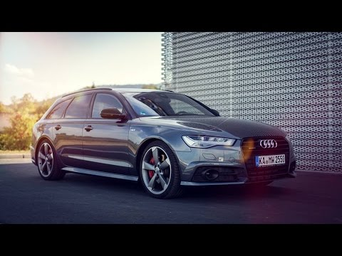 audi a6 competition grey wolf youtube. Black Bedroom Furniture Sets. Home Design Ideas