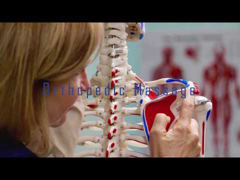 Become a Certified Orthopedic Massage Therapist. Upgrade your massage skills.
