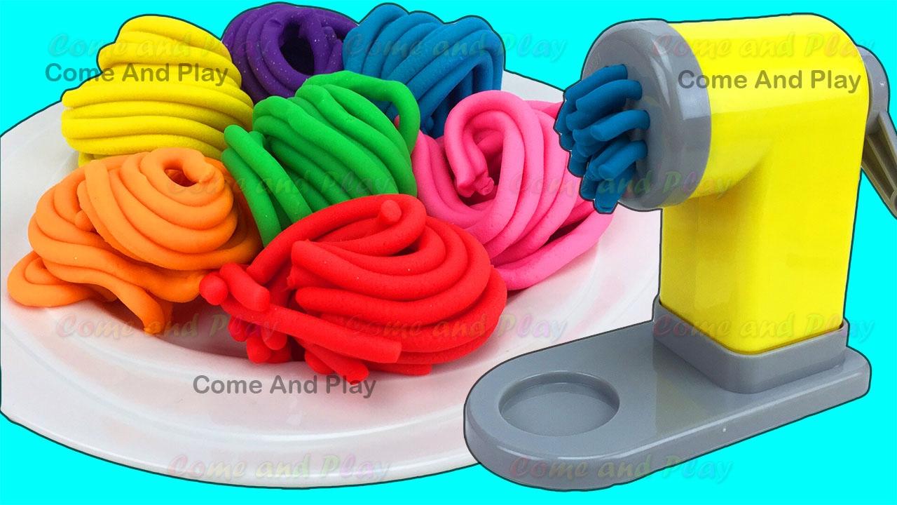 Amazon.com: Play-Doh Fun Factory Set: Toys &- Games