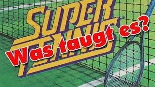 Was taugt Super Tennis (SNES) heute noch? (Review / Test)