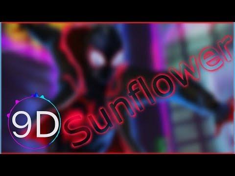 Sunflower- 9D song version
