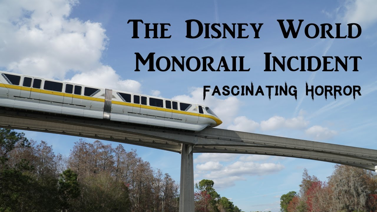 The Disney World Monorail Incident   Historic Disaster Documentary   Fascinating Horror