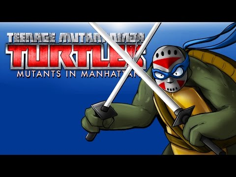 "Teenage Mutant Ninja Turtles: Mutants in Manhattan | ""EP. 2: Taking on Rocksteady!"" (TMNT)"