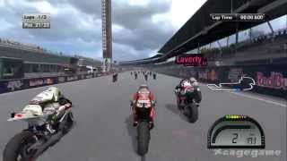 MotoGP 14 - Realistic ( hardest ) Difficult AI  Gameplay - Indianapolis GP - Bradl [ HD ]