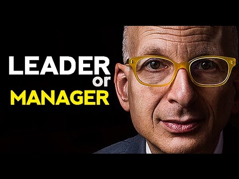 Are you a Leader or a manager (Seth Godin motivates you under 4 minutes)