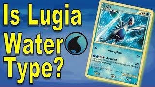 Is Lugia a Water Type? [Mistyping Explained] | @GatorEXP