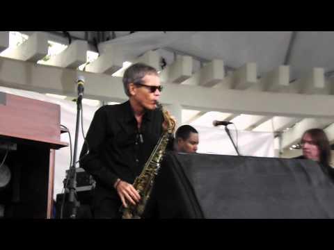 THE DREAM - DAVID SANBORN - JAZZ AND BLUES FESTIVAL (BRAZIL) 2012