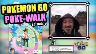 BEST Poke-Stop Location IN THE WORLD! - Pokémon GO - Blunty Pokéwalks (Outdoors Lets-Play) Episode 6