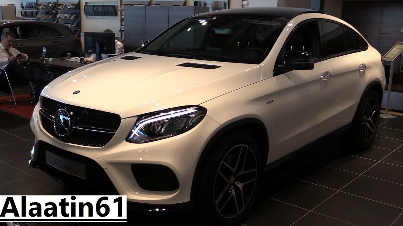 Mercedes Benz Gle Coupe 450 Amg 2017 In Depth Review Interior