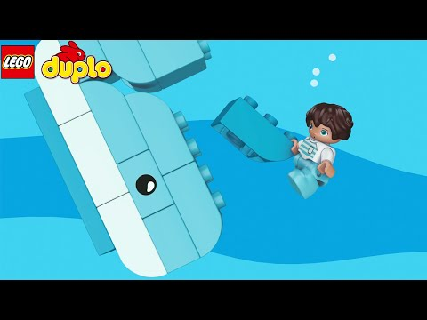 LEGO DUPLO - My Favorite Color | Learning For Toddlers | Nursery Rhymes | Cartoons and Kids Songs
