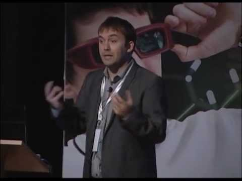 3D Conference (2012) - IT in Education - Mike Fisher