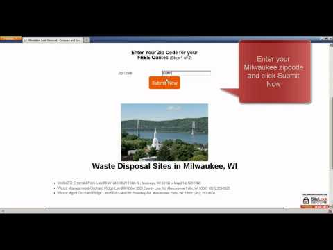 Free Milwaukee Junk Removal Quotes