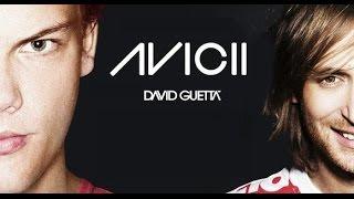 Avicii & David Guetta - Sunshine(Original Mix) ( Clipe) Resimi