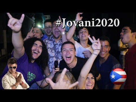 Jovani Vazquez Ya Aseguró El Voto De Mayagüez
