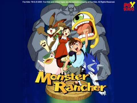 Monster Farm OP1 (Miho Komatsu) - Kaze ga Soyogu Basho