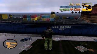 Grand Theft Auto 3 (PC) - Cartel ship vs. RPG!