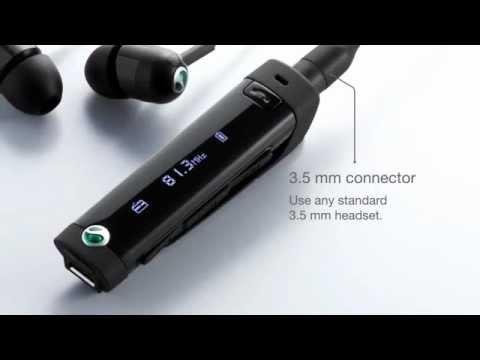 audifonos bluetooth sony mw600 youtube rh youtube com